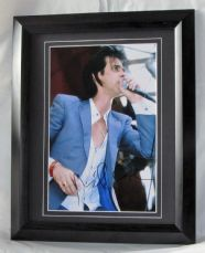 A74NC NICK CAVE SIGNED